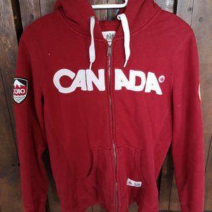 Hudson Bay Olympic Zip Hoodie